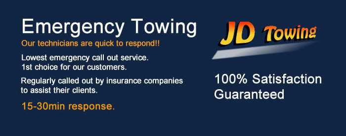 Affordable Towing in McKinney